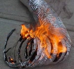 Michigan dryer fires