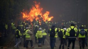 France deploying 89,000 cops, security ahead suspected COUP attempt Saturday