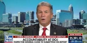 Former FBI Assistant Director Believes There Are 'Strong Indications' of FISA Abuse in Trump Campaign Probe