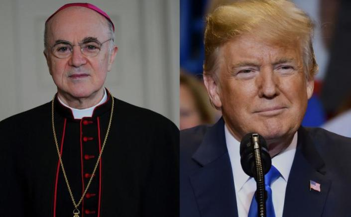"EP 2074-9AM Trump Declared ""An Instrument Of Divine Providence"" In Open Letter By Former Vatican Secretary-General Carlo Vigano"