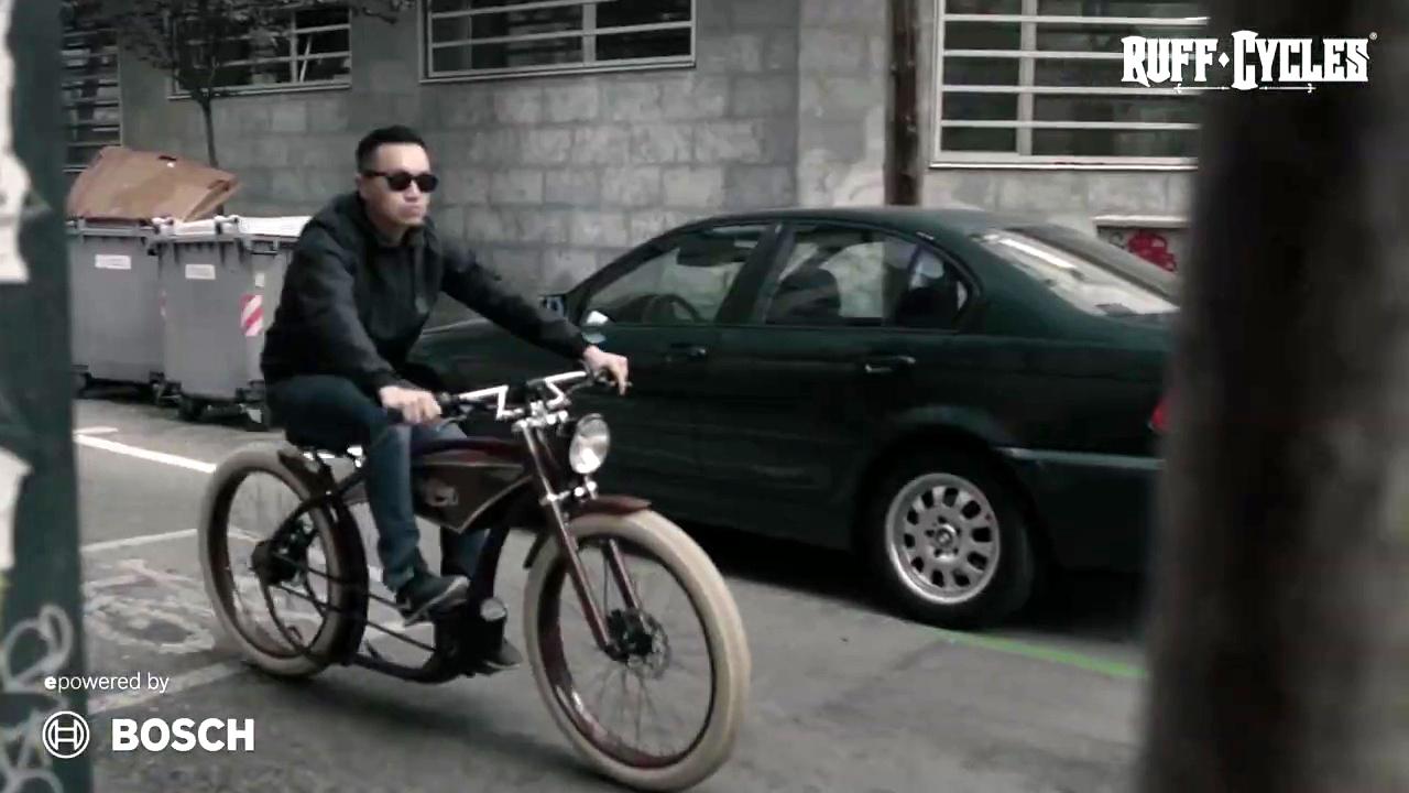 08F Barcelona Trip - Barcelona Feelings - Ruff Cycles