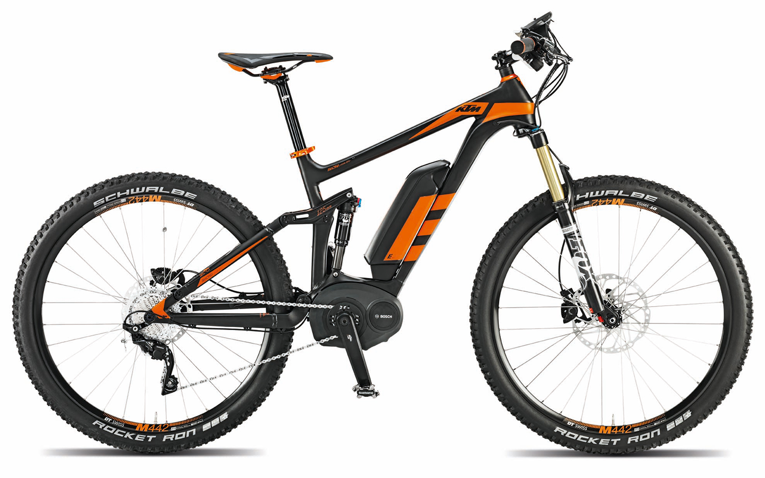 Ktm Macina Lycan Gps At The E Motion Store