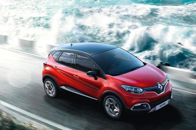 Renault, Captur'ları geri çağırıyor!