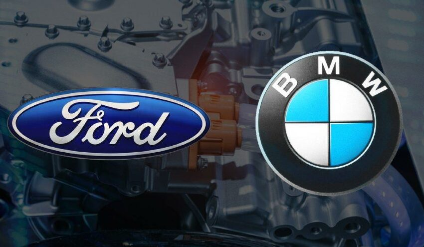 """BMW ve Ford'dan """"milyon sterlinlik"""" batarya ortaklığı"""
