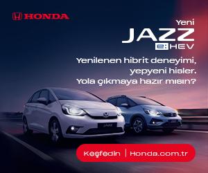 Honda Jazz reklamı