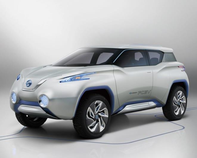 Nissan Paris'te şova çıkıyor