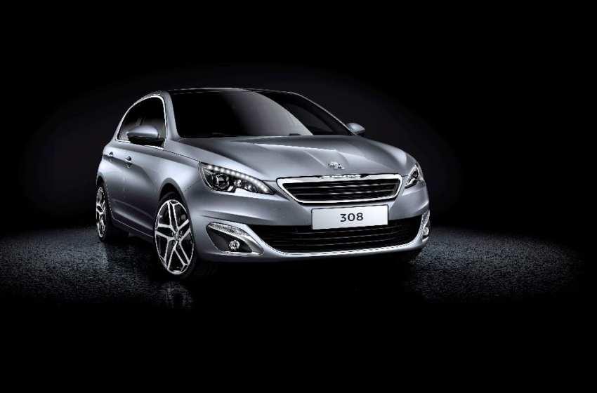İşte yeni Peugeot 308