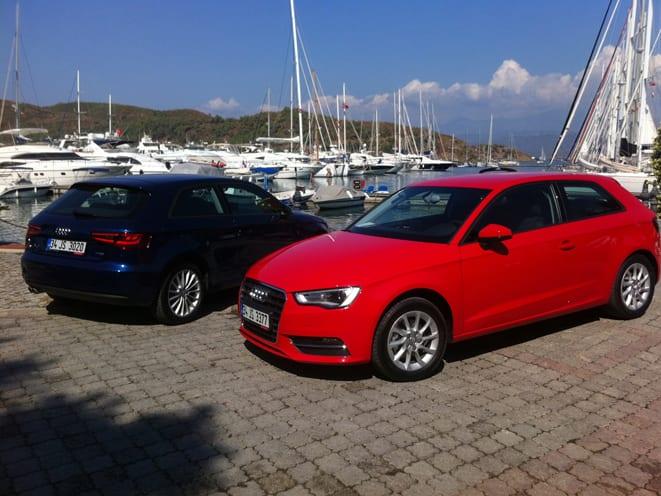Yepyeni Audi A3 Türkiye'de