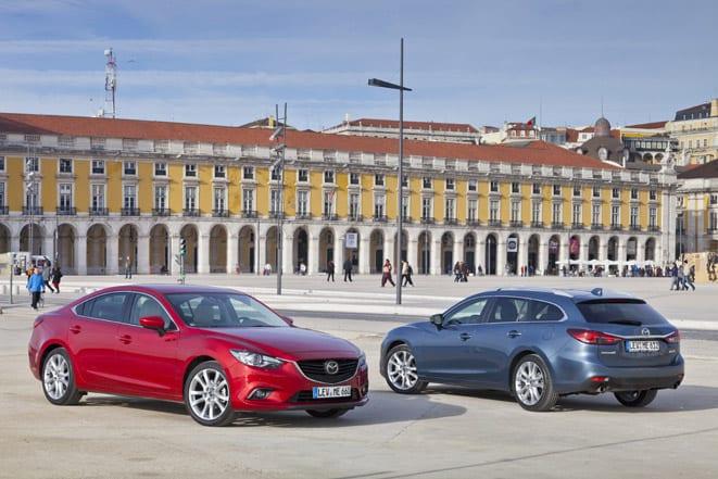 Ve yeni Mazda6 sahnede