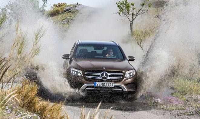 Mercedes-Benz GLC Ekim'de Türkiye'de