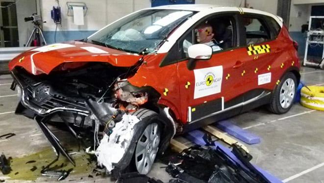 Renault, Captur ile 15. modelinde de 5 yıldıza ulaştı