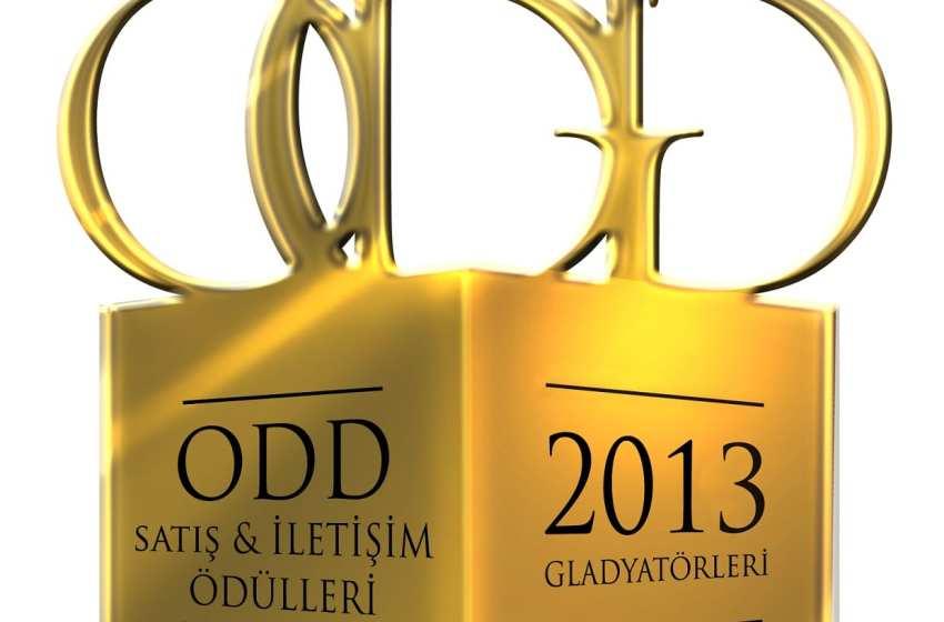 ODD 2013 Gladyatörleri ödül töreni yapıldı