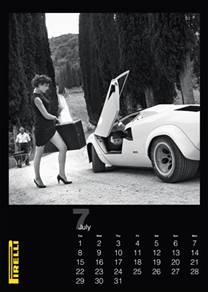 Pirelli takvimi 50. yılını kutluyor