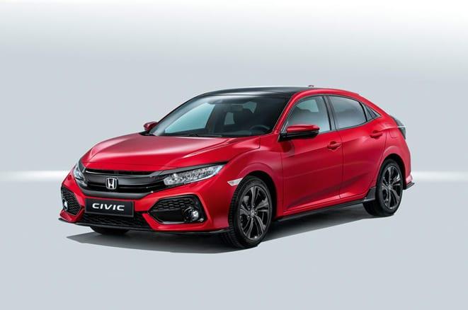 İşte yeni Civic HB