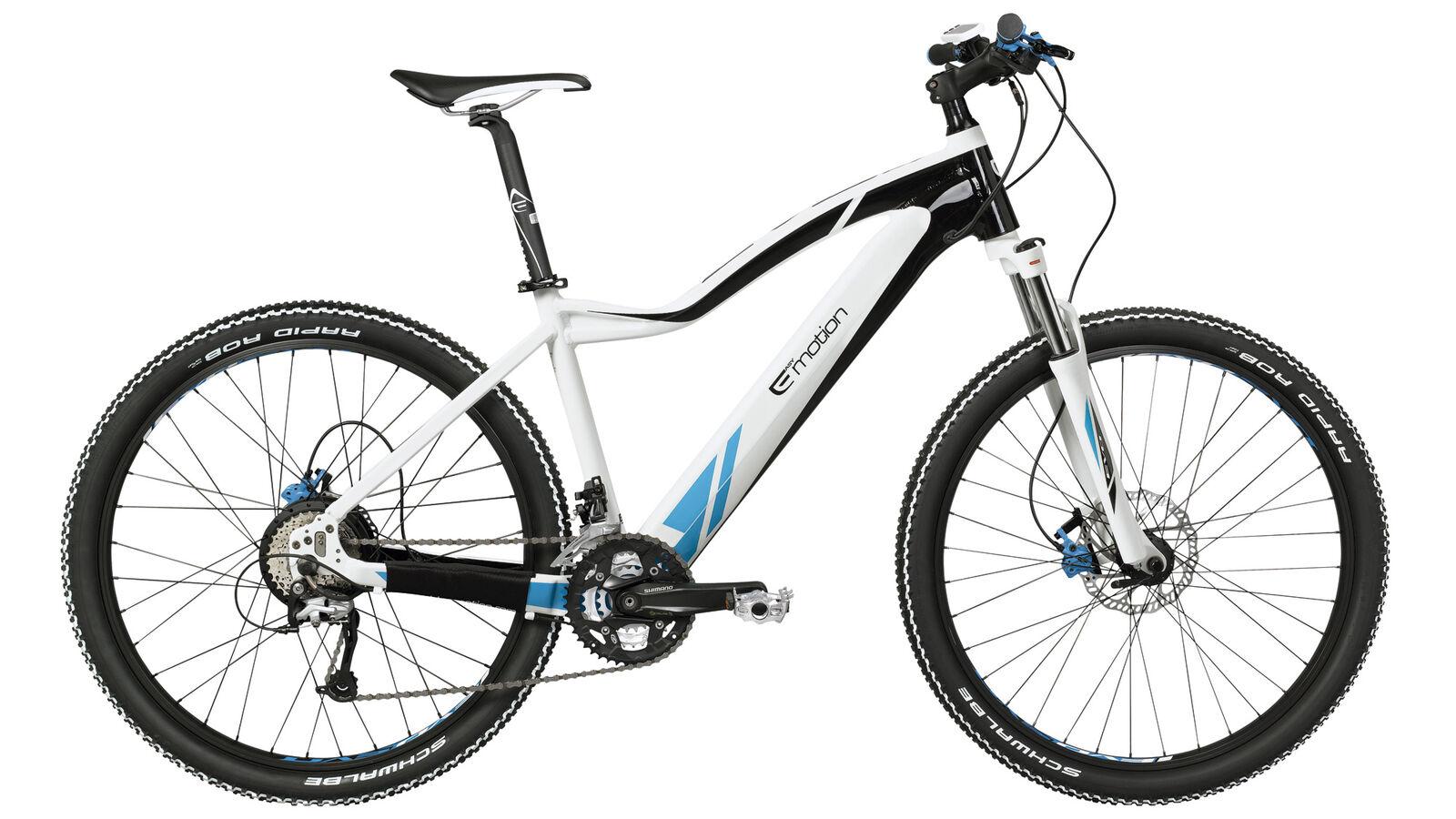 7 Mountain Bikes Electricas Por Menos De