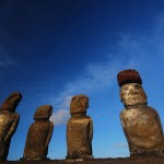Moai at Tongariki magical-world