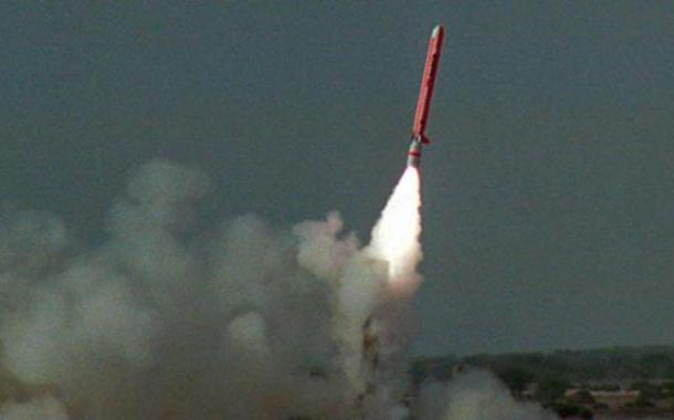 Pakistan Reveals Test of Submarine-Launched Missile