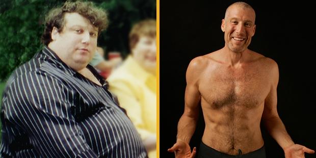 Той свали 100 кг. без диета и само със 7 прости правила - вижте ги!