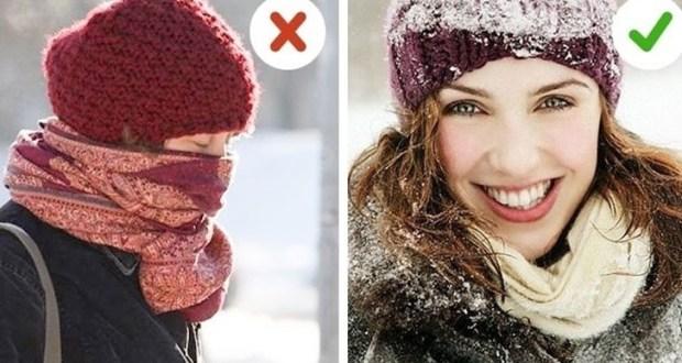 Грешки през зимата
