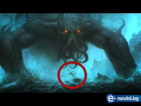 10 ужасяващи праисторически морски чудовища! (ВИДЕО)