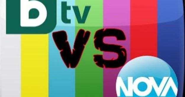 Нова Телевизия и БиТиВи влязоха в открита война! Ще падат глави в родната телевизия!
