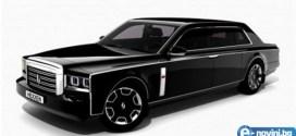 До няколко месеца Владимир Путин ще се вози в супер луксозни бронирани лимузини Hexxen (снимки)