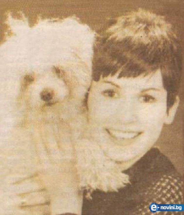 Лили Иванова преди