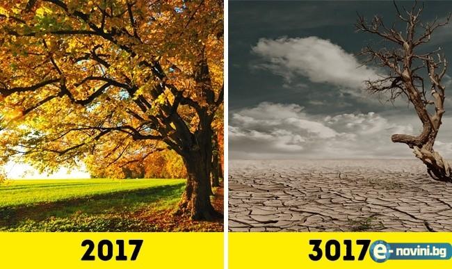 Земята през 3017