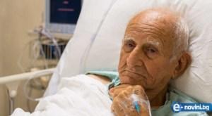79-годишен свещеник умря за 48 минути