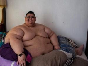 400-килограмов мъж успя да пребори COVID-19