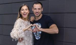 Уникални снимки от тайната гръцка сватба на Алекс и Дани Петканови – приказка по залез! (Снимки)