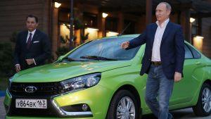 Lada пуска новата си кола на българския пазар срещу 102 лева на месец