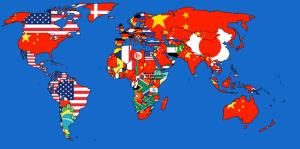 През следващите 20 години ТЕЗИ 9 държави ще изчезнат от лицето на Земята