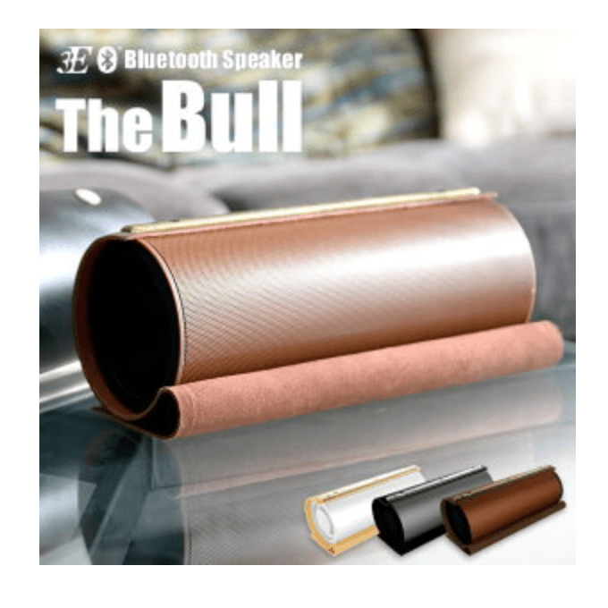 The Bull bluetooth レザー スピーカー