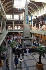 Soirée de gala, Bruxelles, halles St Géry