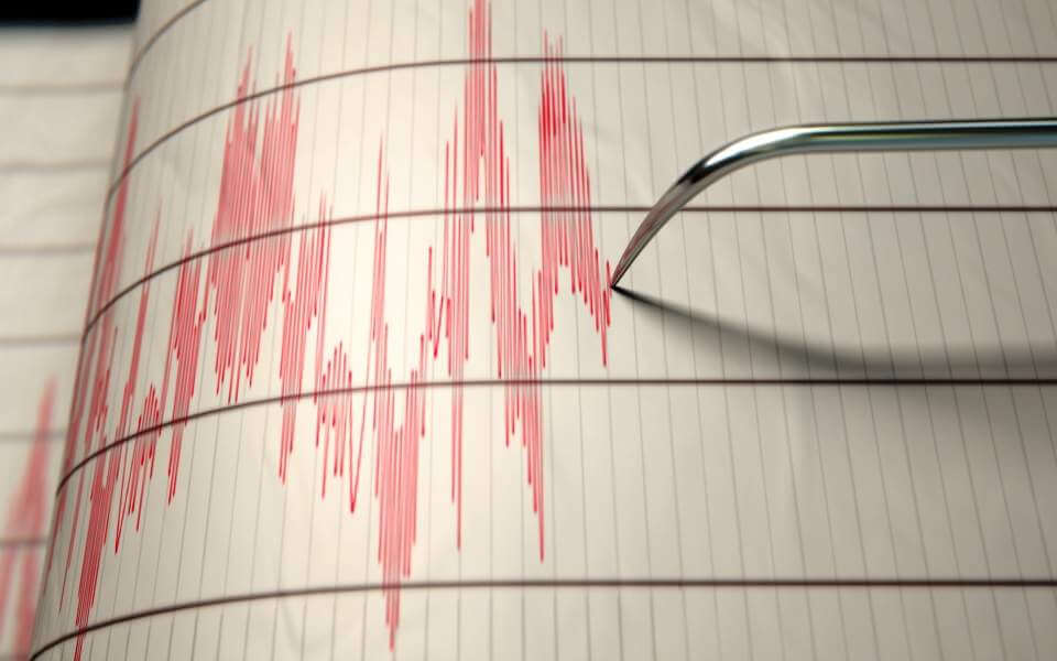 ΈΚΤΑΚΤΟ: Σεισμός τώρα στην Ζάκυνθο