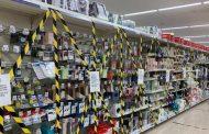 Σούπερ μάρκετ: Φεύγουν οι απαγορευτικές κορδέλες από τα ράφια τη Δευτέρα