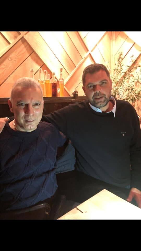 Παπανικολάου: «Ποιος να το περίμενε - Ο Νίκ απόλυτα ενεργός ξανά»