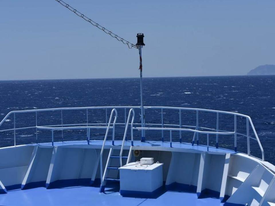 Μονεμβασιά: Πρόσκρουση Φορτηγού πλοίου στη Βραχονησίδα «ΚΑΡΑΒΙ» -  Έρευνες για τον εντοπισμό του πληρώματος