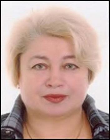 Назарова Светлана Ивановна