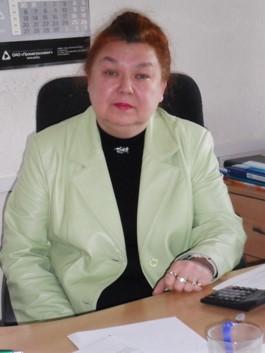 Марищук Людмила Владимировна