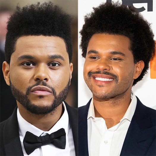 The Weeknd Is Unrecognizable With New Hair After Bella ...