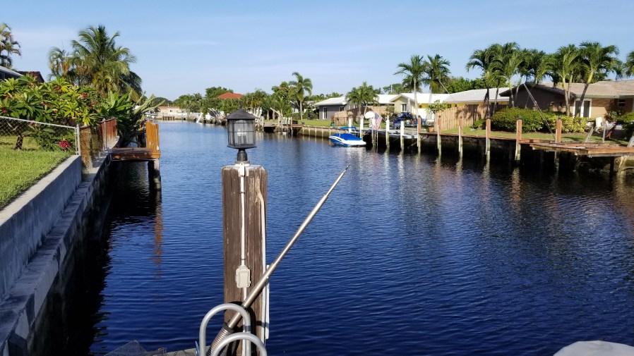 houses on docks