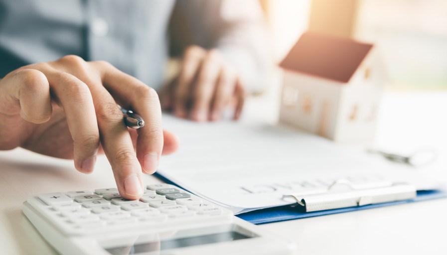 Home agent using a calculator
