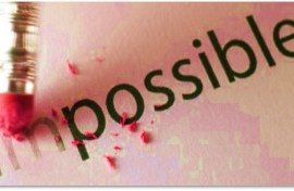 Cuando lo imposible se rompe