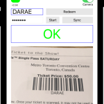 Ticket Scanning at Events
