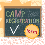 Camp Registration