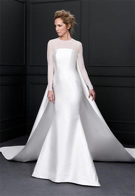 Vestido de novia de Victoria, San Miguel Zamora. Organización de bodas.