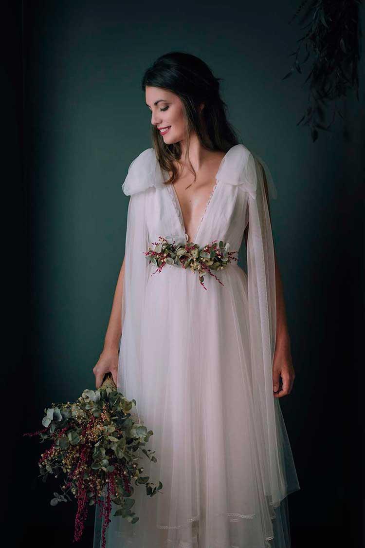 San Miguel - Vestidos de novia - Estels d' Argent