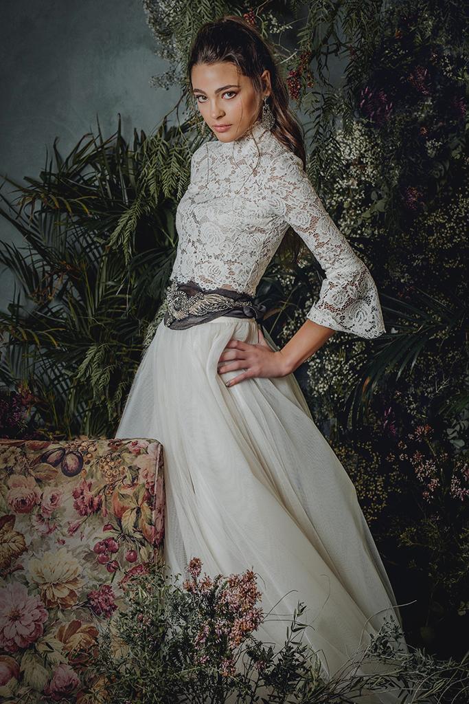 San Miguel - Vestidos de novia. Hortensia Maeso